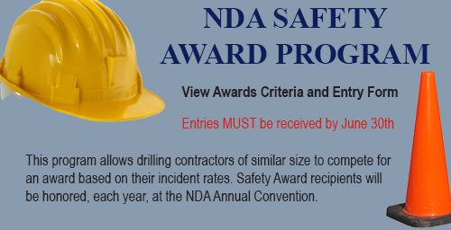 Drilling Safety Awards